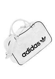 adidas adicolor holdall ll sporttasche weiss. Black Bedroom Furniture Sets. Home Design Ideas
