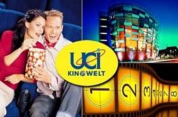 Groupon: 5 UCI-Kinogutscheine für 27 Euro statt 54 Euro (in ausgewählten Städten bei Berlin)
