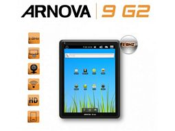 Archos Arnova 9 G2 8GB 4.0 9 Zoll Tablet-PC in der Special-Edition mit Android 4.0