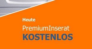 Autoscout24: Heute ein Premium-Inserat kostenlos