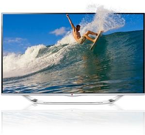 LG 42LA7408 42 Zoll LED 3D-TV + 3D Blu-ray Die Eiskönigin