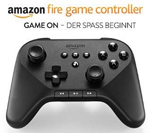 Amazon Fire-Gamecontroller