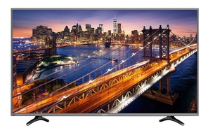 Hisense UB40EC591 40 Zoll Ultra-HD Fernseher für 359,99 Euro (alternativ auch die 50 / 55 Zoll-Variante)