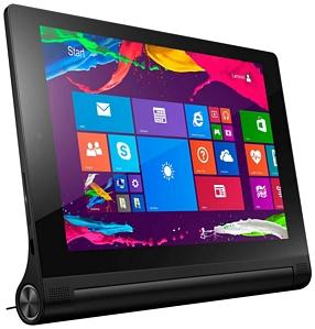 Lenovo Yoga Tablet 2 8 8 Zoll-Tablet mit 32GB Speicher (59435792)