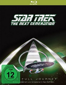 Star Trek DVD – Next Generation/Complete Box [Blu-ray]