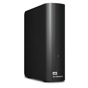Western Digital WD Elements Desktop externe Festplatte 4TB