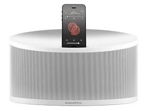 B&W Bowers & Wilkins Z2 Wireless Music System und Apple iPhone-Dock