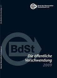 Bund der Steuerzahler: Schwarzbuch kostenlos bestellen