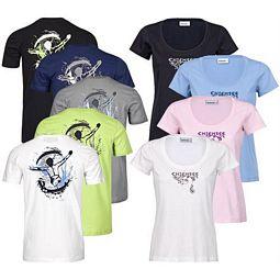 Chiemsee Herren oder Damen T-Shirt Tee für Damen und Herren