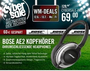 Bose AE2 Kopfhörer