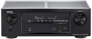 Denon AVRX1200WBKE2 7.1 Surround AV-Receiver