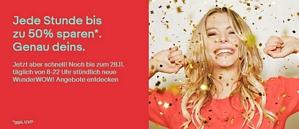 Ebay: Im Stundentakt von 8 – 22 Uhr neue tolle WinderWOW!-Angebote (bis Montag)