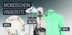 Galeria Kaufhof Mondscheintarif – z.B. 40 Prozent Rabatt auf Killtec Kinderschuhe