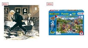 Galeria Kaufhof – 20 Prozent Rabatt auf Gesellschaftsspiele und Puzzle