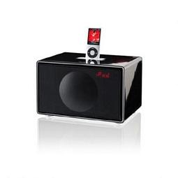 GenevaLab Sound System S mit DAB+ iPod-Dock
