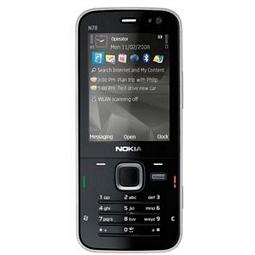 Handy Nokia N78 mit Vodafone-Branding