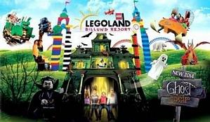 Groupon: Familienticket für 3, 4, oder 5 Personen für das LEGOLAND Billung Resort ab 59 Euro