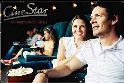 Groupon: CineStar – 5 Kinogutscheine 27,50 Euro