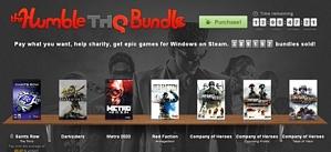The Humble THQ Bundle – 7 Steam-Keys zum fairen Preis