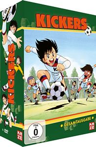Serie Kickers – Gesamtausgabe auf 4 DVDs