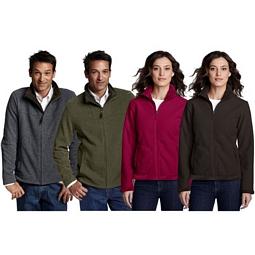 LANDS' END Fleece-Jacke für Damen und Herren in verschiedenen Farben