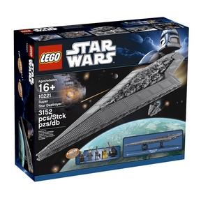 Lego Star Wars Sternenzerstörer Executor (10221)