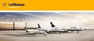 Lufthansa: 30 Euro Rabatt mit Gutscheincode (nur heute)