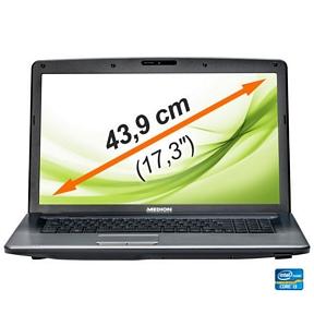 Medion P7818 MD 99160 17,3 Zoll Notebook