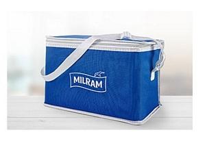Beim Foodservice anmelden und Milram Kühltasche kostenlos erhalten