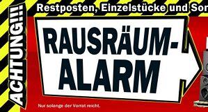 Media Markt – Rausräumalarm am 29. April 2014