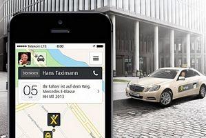 Groupon: Wertgutschein über 10 Euro anrechenbar auf eine Taxifahrt mit der mobilen mytaxi App für 5 Euro