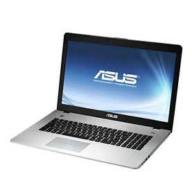 ASUS N76VB-T4002H 17,3 Zoll Notebook mit Core i7-CPU, 8GB Ram und 750GB Festplatte