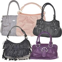 Patty´s Handtaschen in verschiedenen Farben