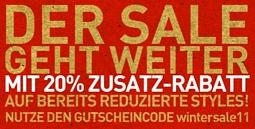 PUMA: Sale + 30 Prozent Extra-Rabatt auf Sale-Artikel + 10 Prozent auf alle Bestellung über 150 Euro