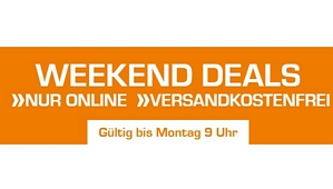 Saturn Weekend Deals am 29. Juli 2018
