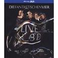Die Fantastischen Vier – Live in 3D (2D+3D Version) [Blu-ray]