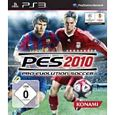 Pro Evolution Soccer 2010 [PS3]