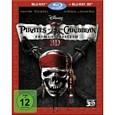 Pirates of the Caribbean – Fremde Gezeiten (3D Blu-ray + 2D Blu-ray) [Blu-ray]