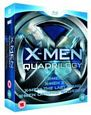 X-Men – Quadrilogy UK [Blu-ray]