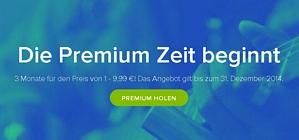 Spotify 3 Monate testen für 0,99 Euro statt 30 Euro