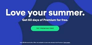 Spotify – 2 Monaten kostenlos für Neukunden