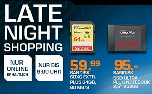 Saturn Latenight-Shopping am 29. Oktober 2014