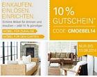 Ebay: 20 Prozent Gutschein für Möbel für Zuhause und Möbel für den Garten