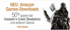 Amazon Software-Downloads Beta heute gestartet – Games und Software direkt von Amazon runterladen