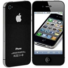 Apple Handy iPhone 4S 64GB Schwarz 4S ohne Simlock