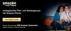 Amazon Prime-Kunde werden und 10,00 Euro Gutschein geschenkt bekommen