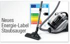 Amazon: 20% Extra-Rabatt auf ausgewählte Staubsauger mit EU Label