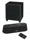 Toshiba SBM1W Mini 3D Soundbar mit Subwoofer (60 Watt, 3,5mm Klinkenstecker)