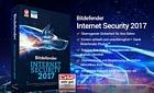 Software Bitdefender Internet Security 2017 (1 PC) 12 Monate kostenlos nutzen