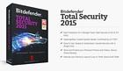 12 Monate Bitdefender Total Securty 2015 kostenlos testen